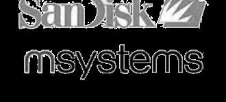 sandisk msystems